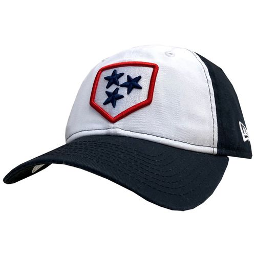 New Era Nashville Sounds Alternate Adjustable Hat (Navy/White)