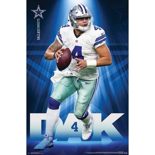 Dallas Cowboys 2019 Dak Prescott Poster