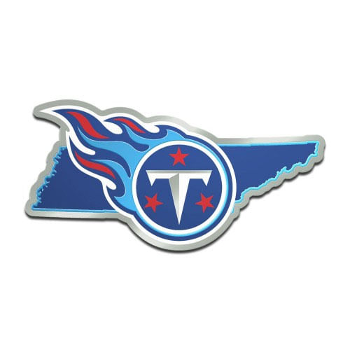 Tennessee Titans State Auto Emblem