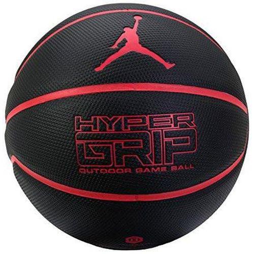 Jordan Hyper Grip Basketball (Black)