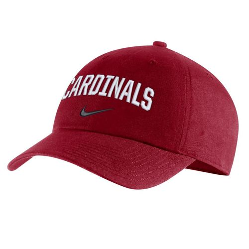Nike St. Louis Cardinals Heritage86 Arch Adjustable Hat (Red)