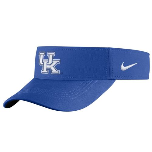 Nike Kentucky Wildcats Dri-FIT Adjustable Visor (Royal)