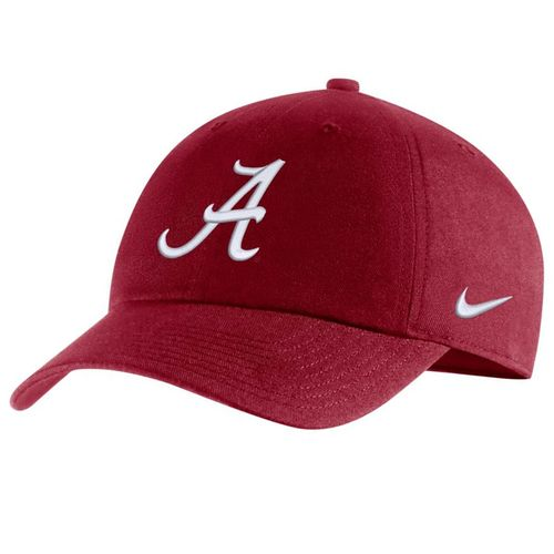 Nike Alabama Crimson Tide Heritage86 Adjustable Hat (Crimson)