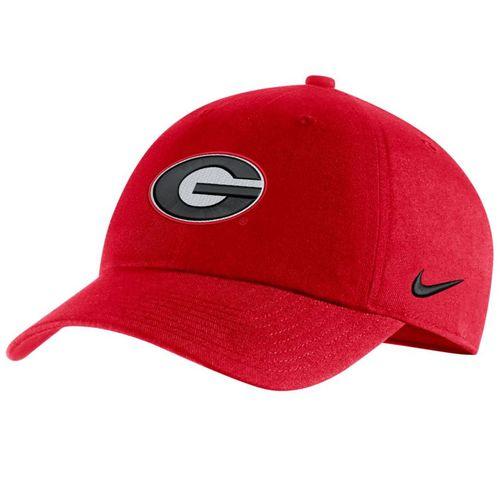 Nike Georgia Bulldogs Heritage86 Adjustable Hat (Red)