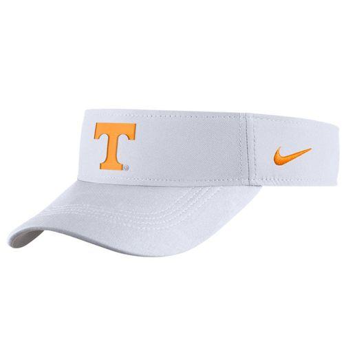 Nike Tennessee Volunteers Dri-FIT Adjustable Visor (White)
