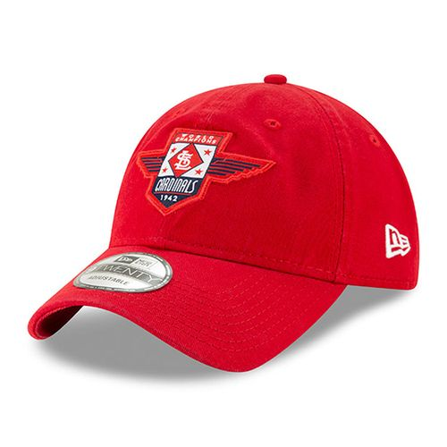 New Era St. Louis Cardinals Hometown Classic Adjustable Hat (Red)