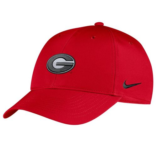 Nike Georgia Bulldogs Legacy91 Adjustable Hat (Red)