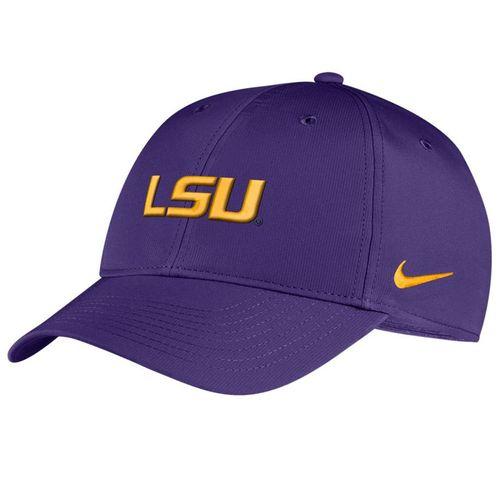Nike LSU Tigers Legacy91 Adjustable Hat (Purple)