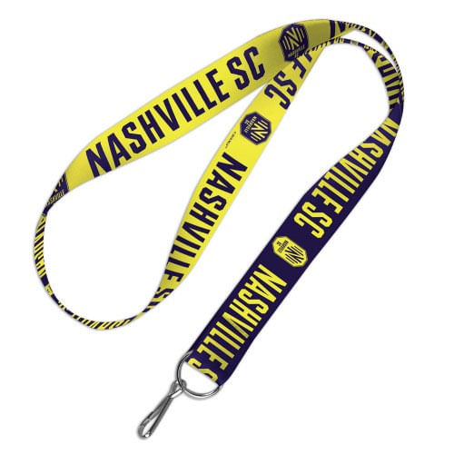Nashville Soccer Club Lanyard with Detachable Buckle