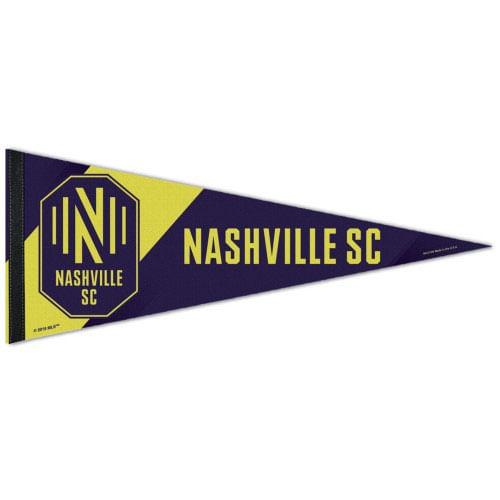 Nashville Soccer Club Classic Pennant