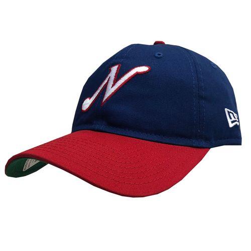 New Era Nashville Sounds Throwback 920 Adjustable Hat (Royal)