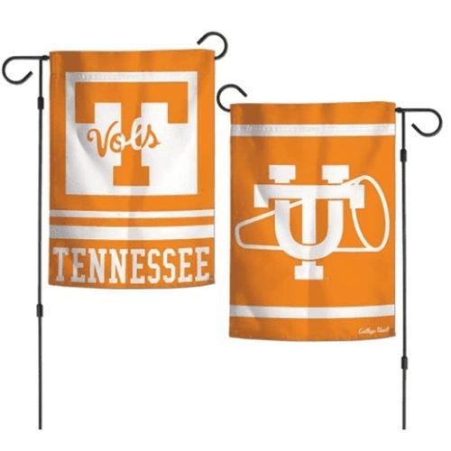 Tennessee Volunteers 2 Sided Vault Garden Flag