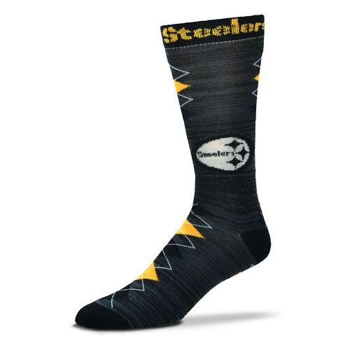 Pittsburgh Steelers Fan Nation Sock