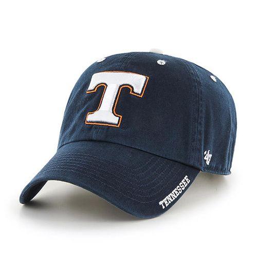 '47 Brand Tennessee Volunteers Ice Clean Up Adjustable Hat (Navy)