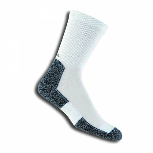 ThorLo Running Crew Sock (Medium-White)