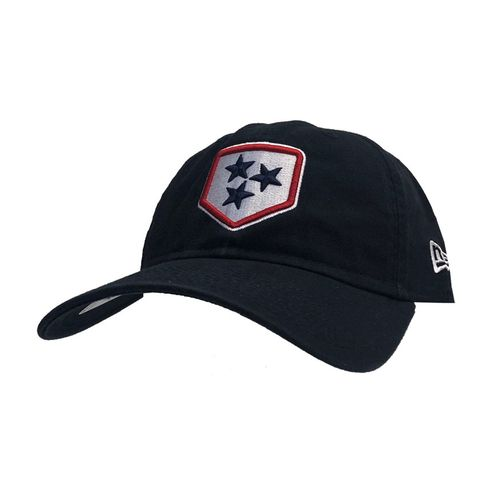 New Era Nashville Sounds Alternate Logo Adjustable Hat (Navy)