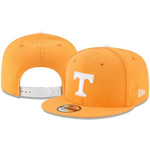 New Era Tennessee Volunteers 950 Adjustable Snapback Hat (Orange)