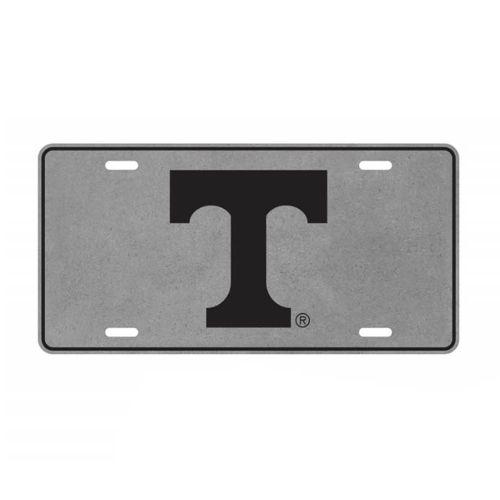 Tennessee Volunteers Pewter License Plate (Pewter)