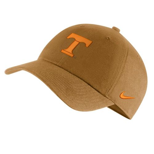 Nike Tennessee Volunteers Heritage86 Logo Adjustable Hat (Wheat)