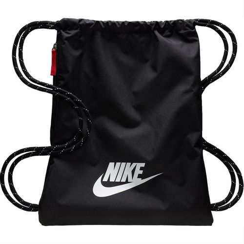 Nike Heritage 2.0 Gymsack (Black)