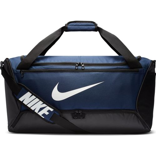 Nike Brasilia Large Training Duffel Bag (Midnight Navy)