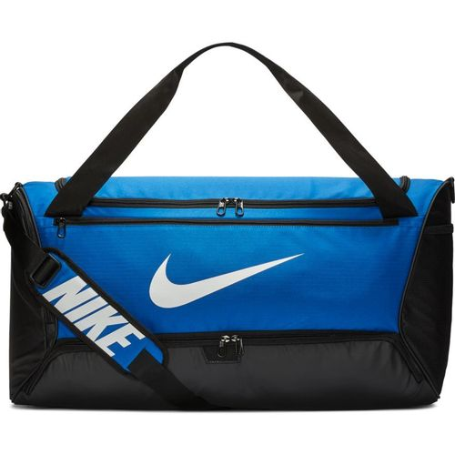 Nike Brasilia Large Training Duffel Bag (Royal Blue)