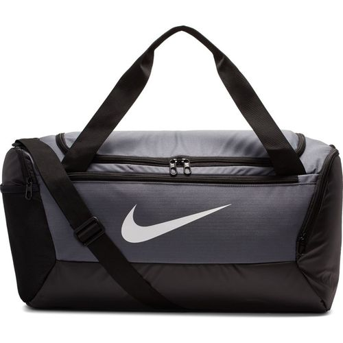 Nike Brasilia Medium Training Duffel Bag (Flint Grey)