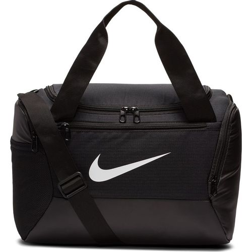 Nike Brasilia Small Training Duffel Bag (Black)