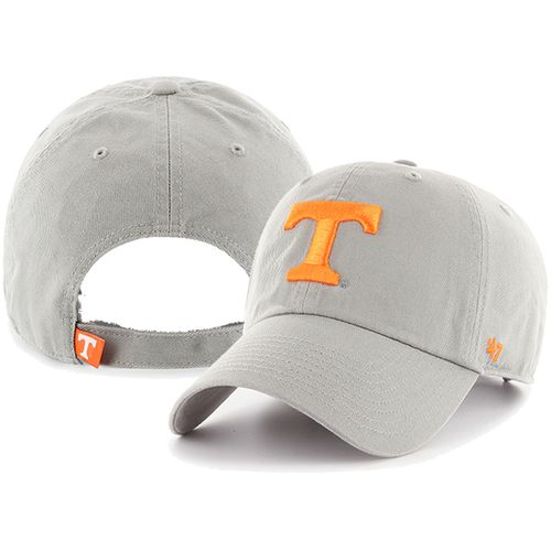 '47 Brand Tennessee Volunteers Clean Up Hat (Grey/Orange)