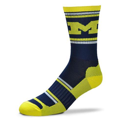 Michigan Wolverines Performer II Sock