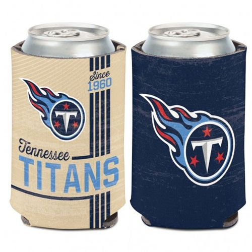 Tennessee Titans Vintage Can Cooler