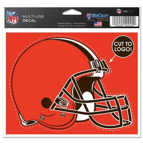 Cleveland Browns Helmet Decal