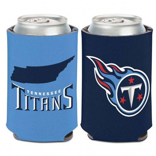 Tennessee Titans State Logo Can Cooler