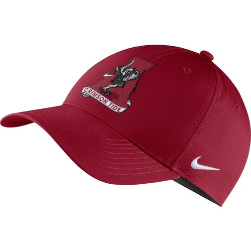 Nike Alabama Crimson Tide Legacy91 Adjustable Hat (Crimson)