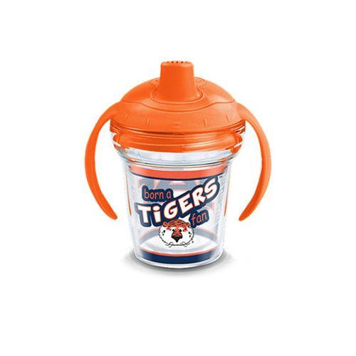 Auburn Tigers Born a Fan Tervis 6oz Sippy Cup