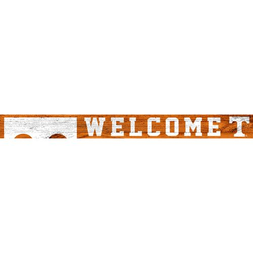 Tennessee Volunteers Welcome Strip Sign