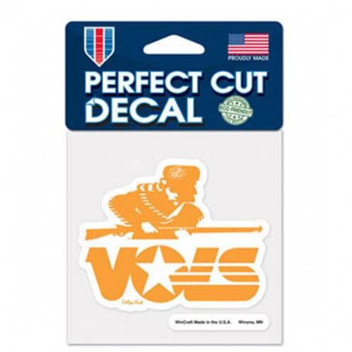 Tennessee Volunteers Riflemen Logo Cut Decal
