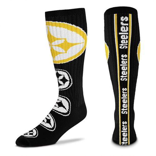 Pittsburgh Steelers Throwback Sock