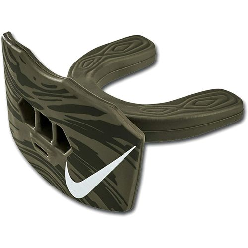 Nike Lip Protector Mouth Guard (Olive/White)