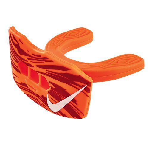 Nike Lip Protector Mouth Guard (Orange/White)