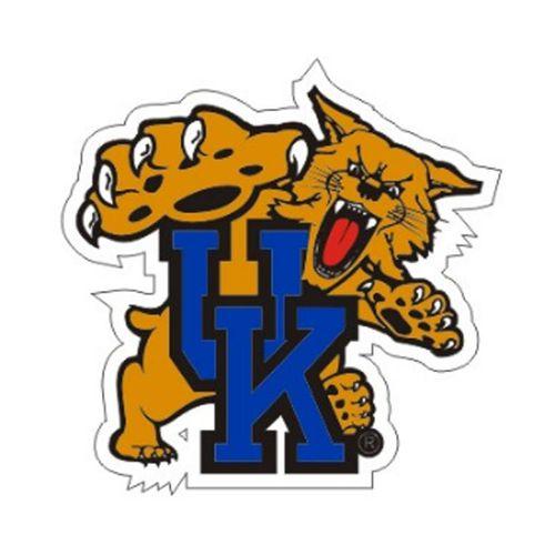 Kentucky Wildcats Logo Cat Decal
