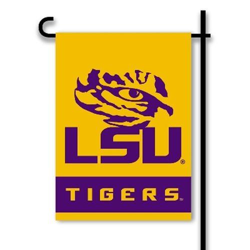 LSU Tigers Garden Flag