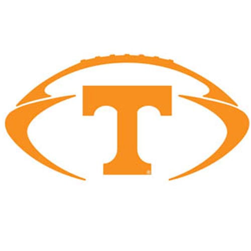"Tennessee Volunteers 12"" New Logo Decal"