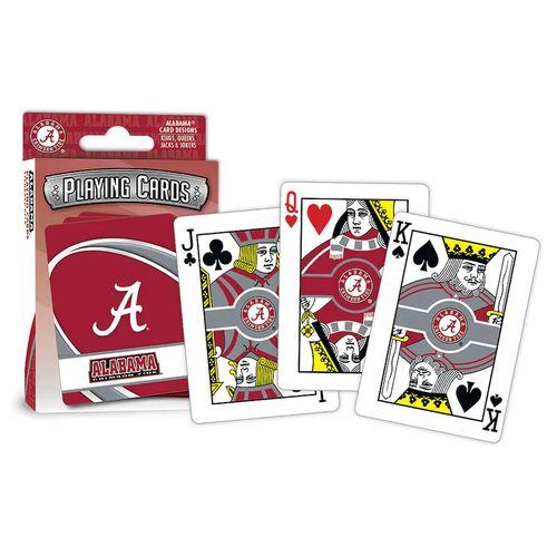 Alabama Crimson Tide Playing Cards