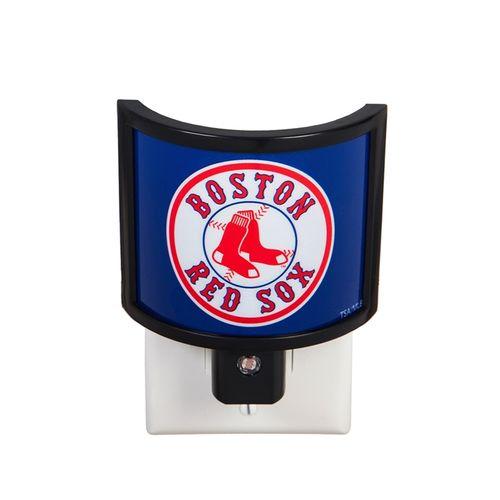 Boston Red Sox Night Light