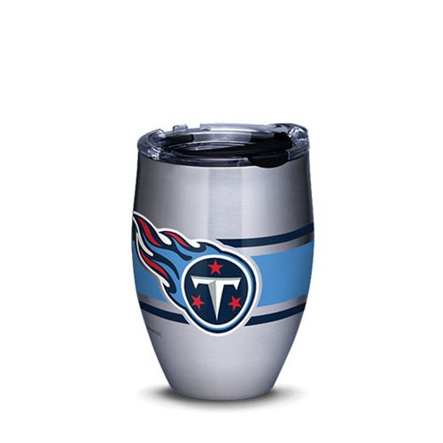 Tennessee Titans Stripe Stainless Steel Wine Tumbler