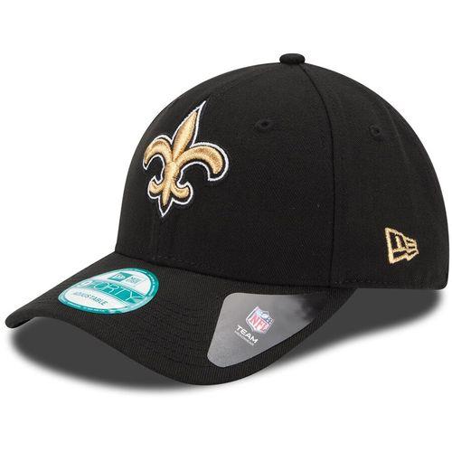 New Era New Orleans Saints Core Classic Twill Adjustable Hat (Black)