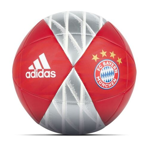 Adidas FC Bayern Capitano Soccer Ball (Red)