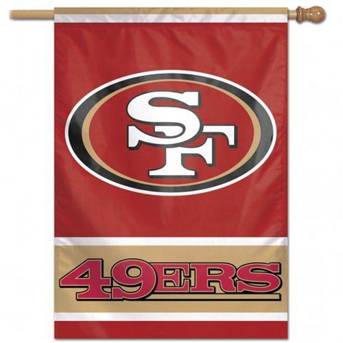 San Francisco 49ers Vertical Flag