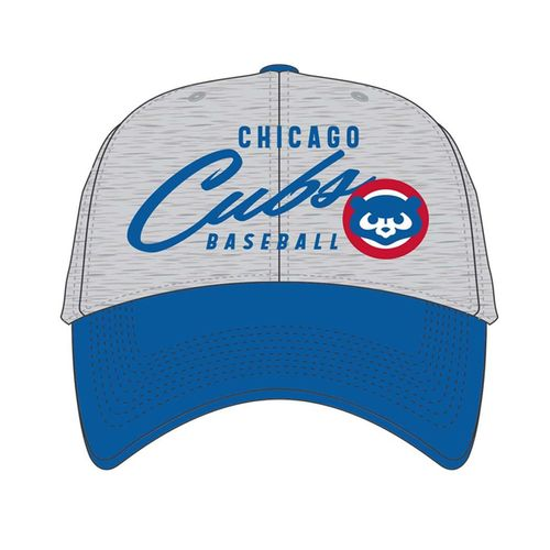 '47 Brand Chicago Cubs Fenmore Adjustable Hat (Grey/Royal)